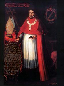 Arzobispo de México Juan Pérez de la Serna