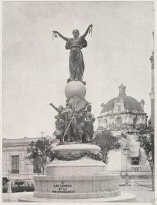 puebla monumento independencia